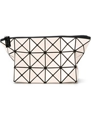 Bao Bao Issey Miyake 'Lucent Basic' Pouch Nude And Neutrals