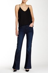 7 For All Mankind Slim Trouser Flare Jean Blue