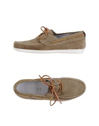 Cafe'noir Cafenoir Moccasins Dove Grey