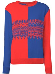 Opening Ceremony Crew Jumper Red