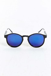 Urban Outfitters Heavy Round Sunglasses Black