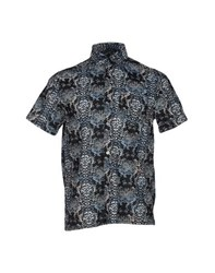 Marc By Marc Jacobs Shirts Shirts Men Black
