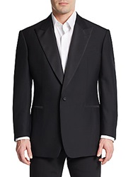Chester Barrie Regular Fit Wool Dinner Jacket