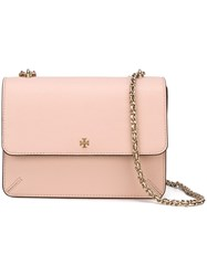 Tory Burch Envelope Shoulder Bag Nude And Neutrals