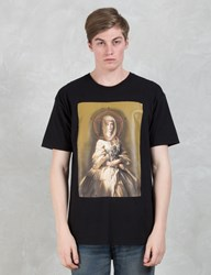 Black Scale Lady Of The Pearl S S T Shirt