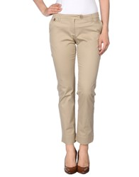 Mcs Marlboro Classics Trousers Casual Trousers Women Sand