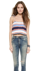 Elle Sasson Nelly Cropped Top
