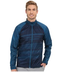 Brooks Lsd Jacket River Blur Men's Coat Blue