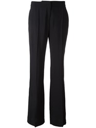 N 21 No21 Tailored Bootcut Trousers Black
