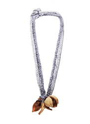 Flower Seed Necklace