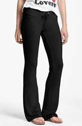Wildfox Couture Women's Wildfox Basic Track Pants Jet Black