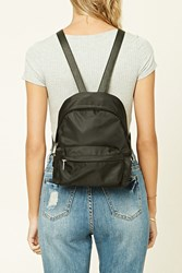Forever 21 Nylon Mini Backpack
