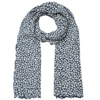 East Vida Bubble Scarf Cream