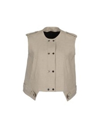 Neil Barrett Blazers Light Grey