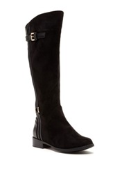 Bucco Kahlees Buckle Riding Boot Black