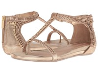 Kenneth Cole Reaction Lost You Soft Gold Women's Shoes