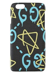 Guccighost Iphone 6 Case Black