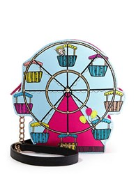 Betsey Johnson Ferrris Wheel Shoulder Bag Multi