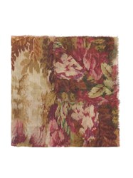 Herno Floral Print Scarf Multicolour