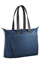 Men's Briggs And Riley 'Sympatico' Tote Blue Green Marine Blue