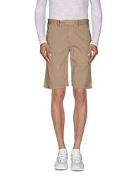 Aspesi Trousers Bermuda Shorts Men Khaki