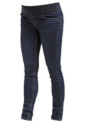 New Look Holly Slim Fit Jeans Navy Dark Blue