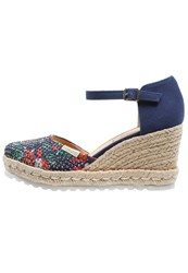 Fiorucci Wedges Blue