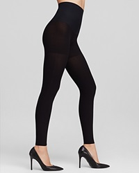 Commando Hosiery Tights Perfectly Opaque 100 Denier Matte Control Top Footless Hc110l01