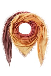 Faliero Sarti Scarf With Silk Virgin Wool And Cashmere Multicolor