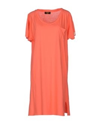 Htc Short Sleeve T Shirts Coral