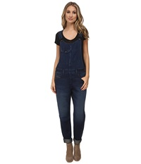 Diesel De Bunn Overalls Denim Women's Overalls One Piece Blue