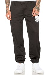Undefeated 5 Strike Mesh Warm Up Pant Black