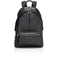 Balenciaga Men's Arena Classic Backpack Black Blue Black Blue