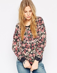 Pepe Jeans Bess Floral Sweatshirt 594Dulwichmulti