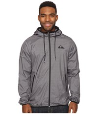 Quiksilver Everyday Jacket Dark Grey Heather Men's Coat Gray