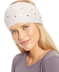 David And Young Faceted Studs Headwrap Natural