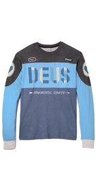 Deus Ex Machina Ocd Moto 2 Jersey Blue
