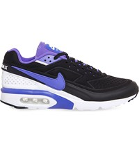 Nike Air Max Bw Ultra Trainers Black Persian Violet