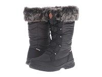 Kamik Yonkers Black Women's Cold Weather Boots