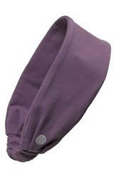 Zella 'New You' Headband Purple Hazey