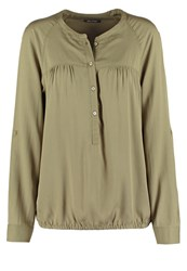 Marc O'polo Blouse Dry Sage Oliv