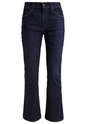 Citizens Of Humanity Fleetwood Flared Jeans Icon Dark Blue Denim