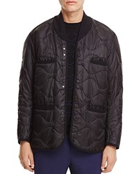 Public School Raebur Quilted Jacket Black