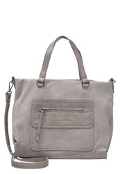 Tom Tailor Denim Nomy Handbag Stone Grey