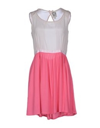 Dress Gallery Short Dresses Fuchsia