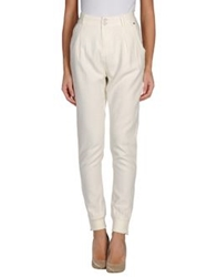 Timeout Casual Pants Ivory