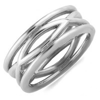Marshelly's Jewelry Manic Knuckle Ring Sterling Silver
