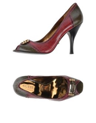 Guess By Marciano Pumps Deep Purple