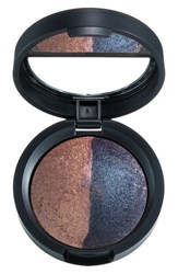 Laura Geller Beauty Baked Color Intense Eyeshadow Duo Frosting Blueberry