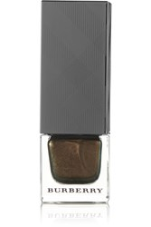 Burberry Nail Polish Metallic Khaki No.202